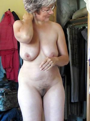 elegant sexy mature granny boobs