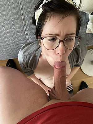 elegant sexy matures with glasses