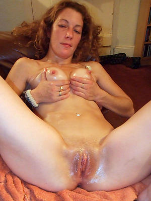 mature shaved vagina stripped