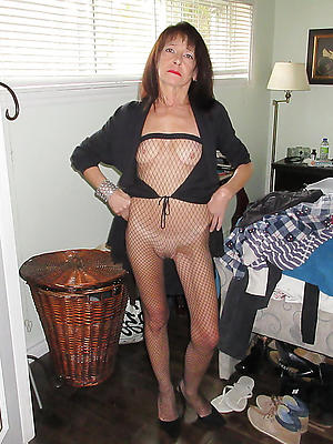 fantastic  skinny mature tits