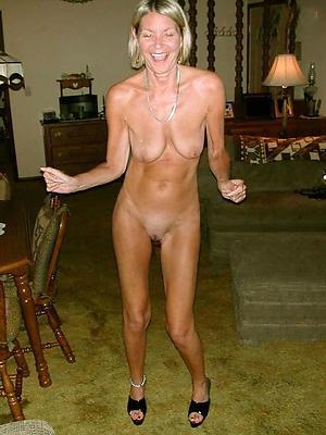 nasty mature skinny nude