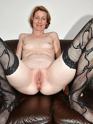whorish snug tits matures
