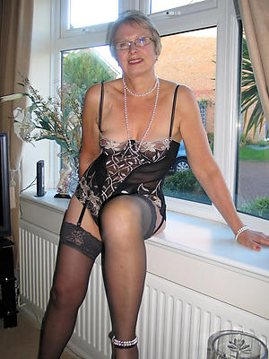 mature feet stockings stripped