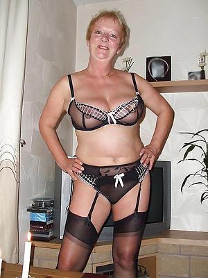 beautiful porn stockings mature