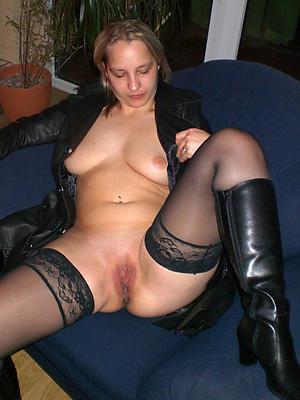 whorish mature porn stockings