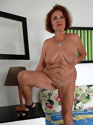 nasty mature older women nude