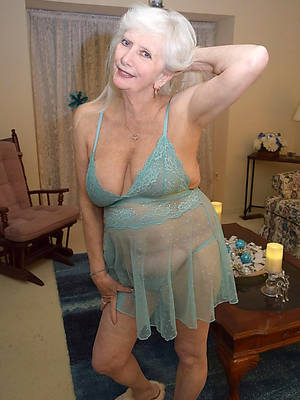grown-up granny tits pictures