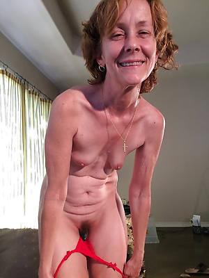 petite naked skinny mature women