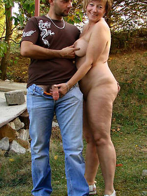 Couples mature pictures naked of Found Photos: