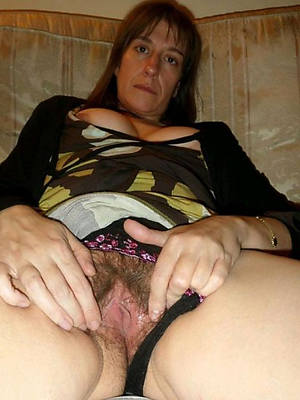 sexy beautiful unshaved mature pussy see thru