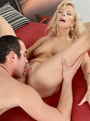 free mature men eating pussy see thru