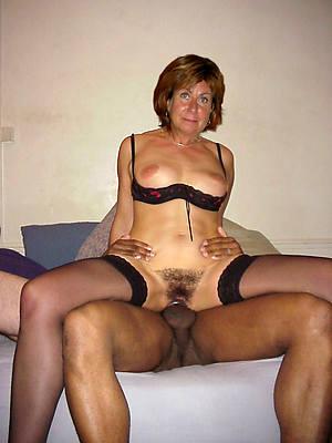 beautiful amateur mature interracial nude pics