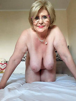 free pics of comely busty old women