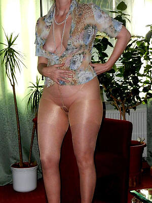 the man mature sex in pantyhose