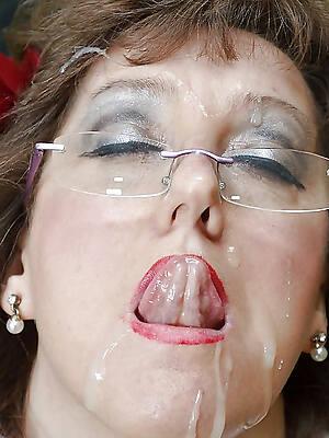 hot off colour mature facial compilations foto
