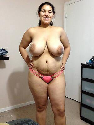 grown-up latina nude porn