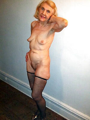 lovely mature granny women photo