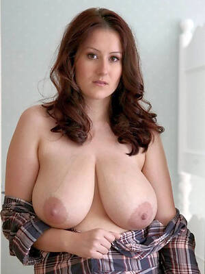 naked pics be expeditious for mature column broad in the beam tits
