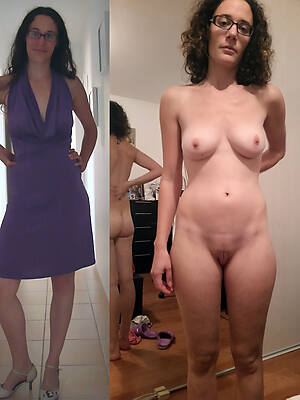 of age milf dressed undressed making love pics