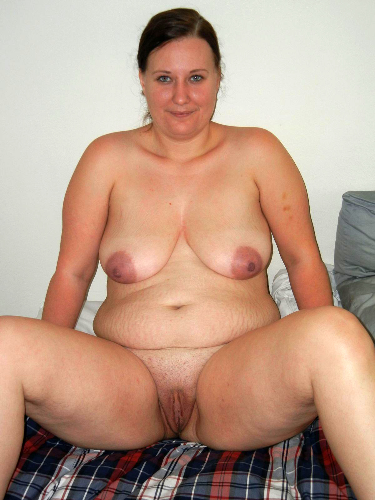 Huge naked women s breasts