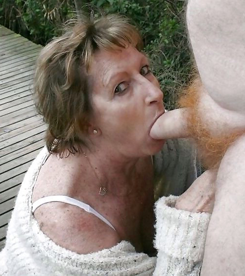 Mature women amateur having sex in public