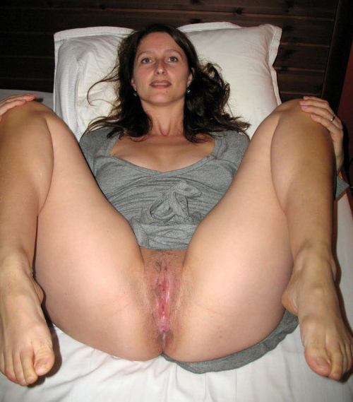 Nude asian thigh high