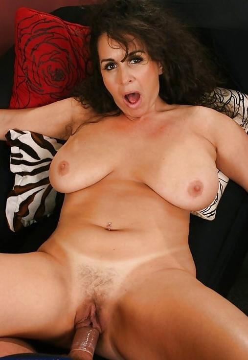 Woman tit crusher