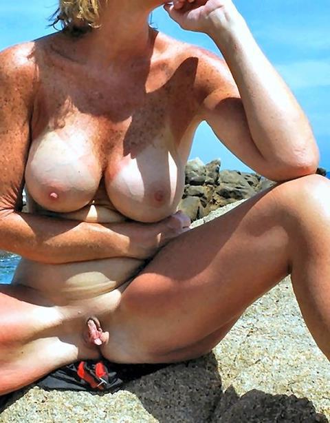 Nude ashley tisalde