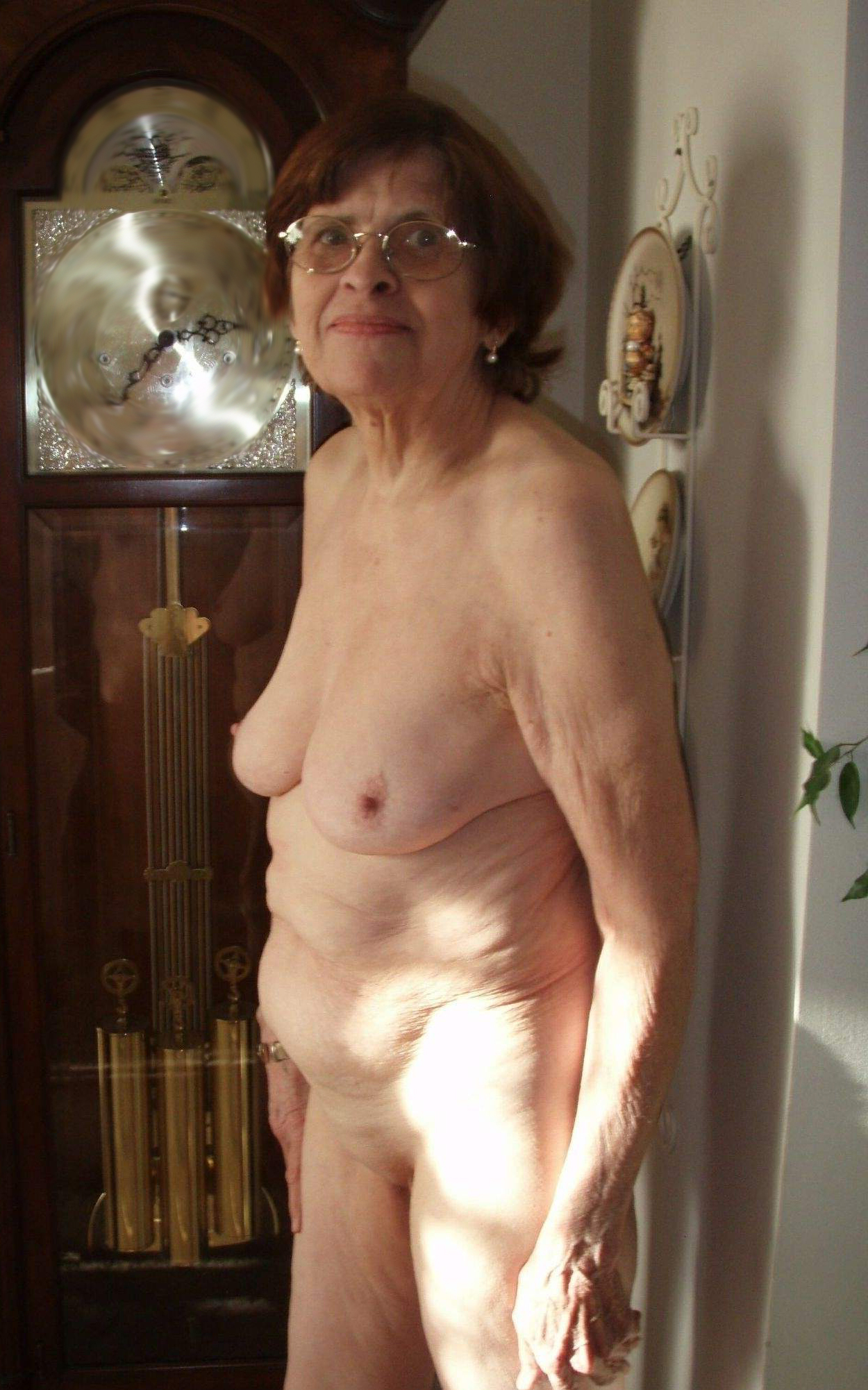 Naked Old Grandmothers