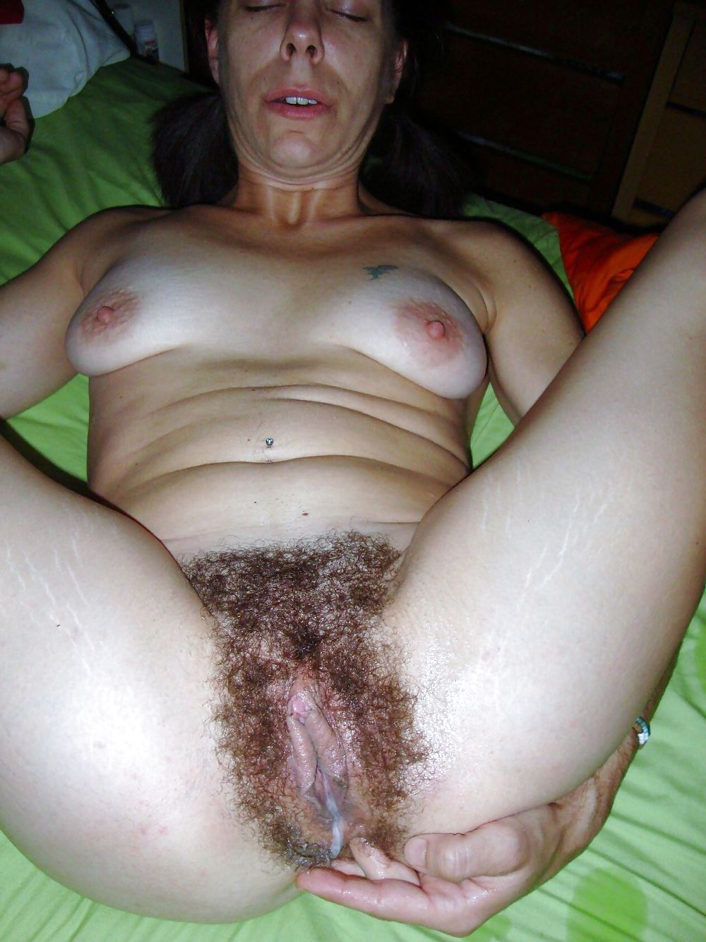 Mature Hairy Creampie Hd