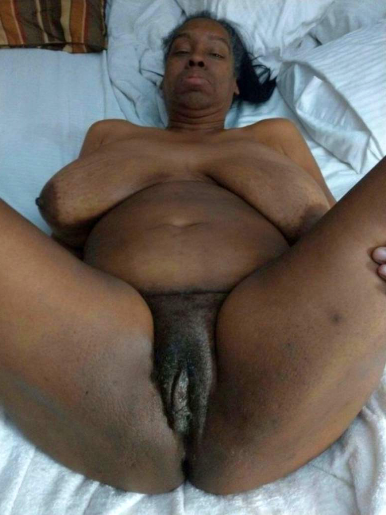 Black Older Mature Ebony