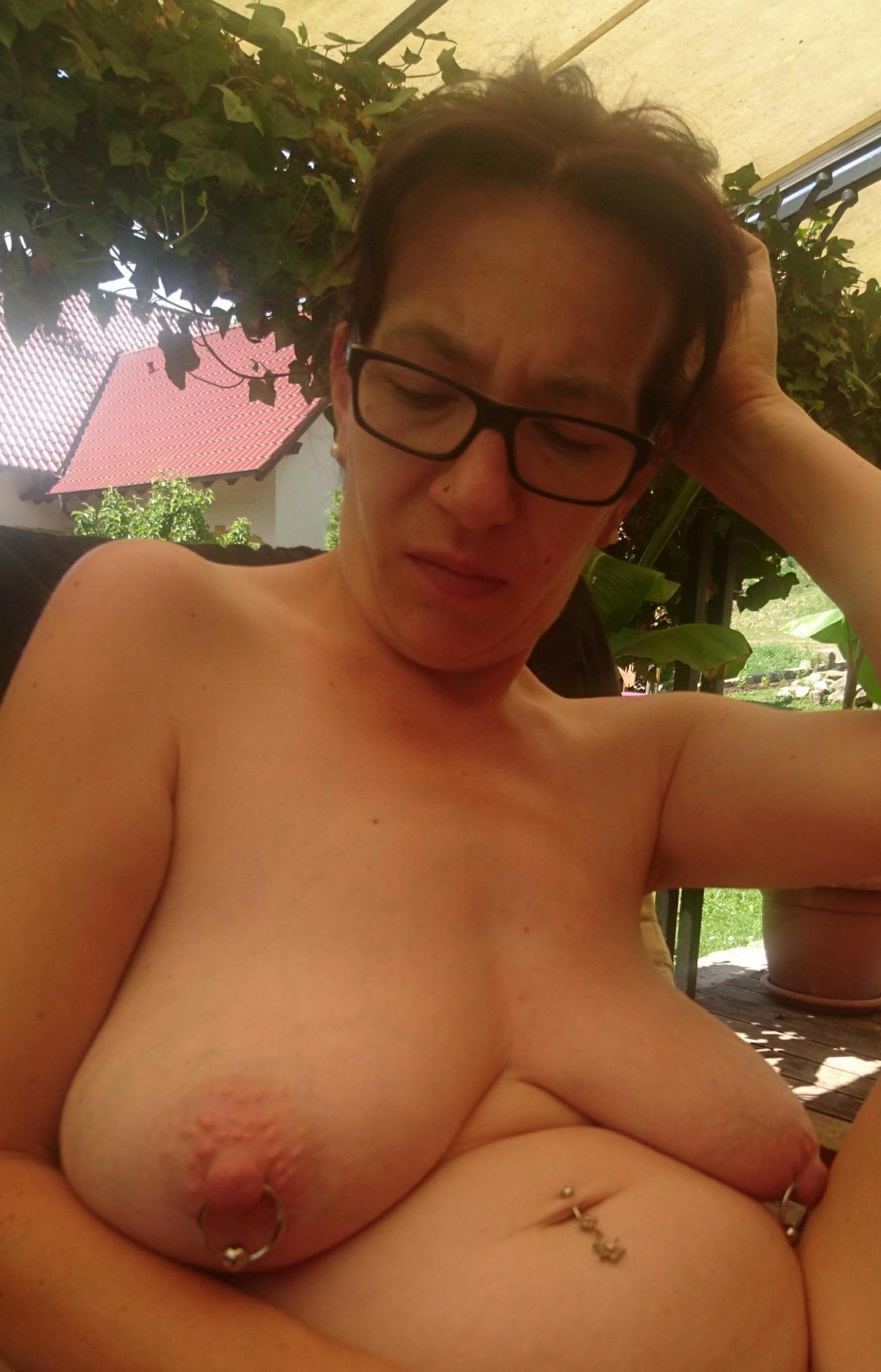 Nude grandma women with big boobs