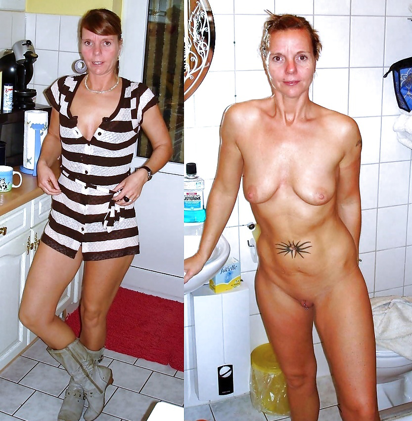 Undressed women dressed and 22 female