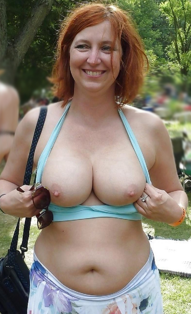 Mature Love Tits