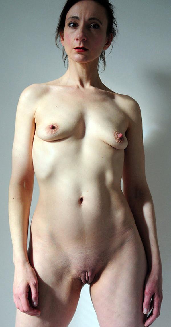 Long nipples mature This woman