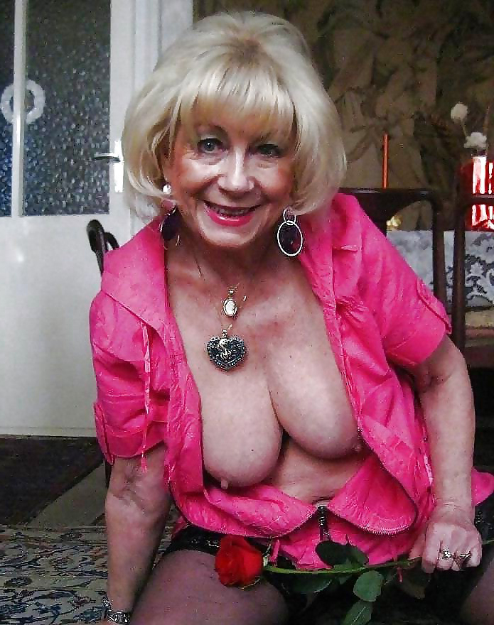 Will sexy older women mature all personal