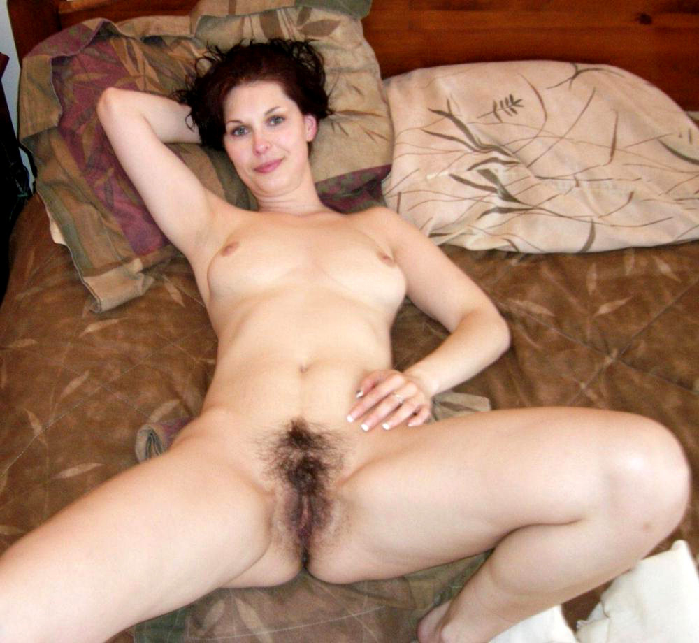 Tight Hairy Black Pussy