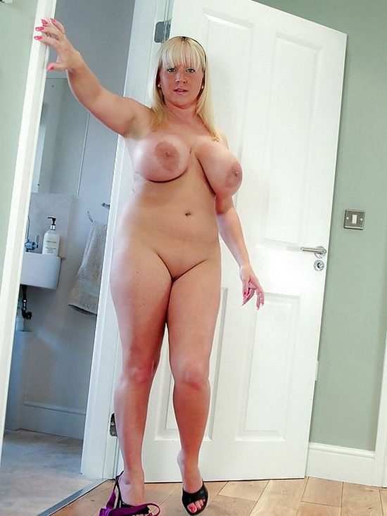 Big Tits Mature Interracial