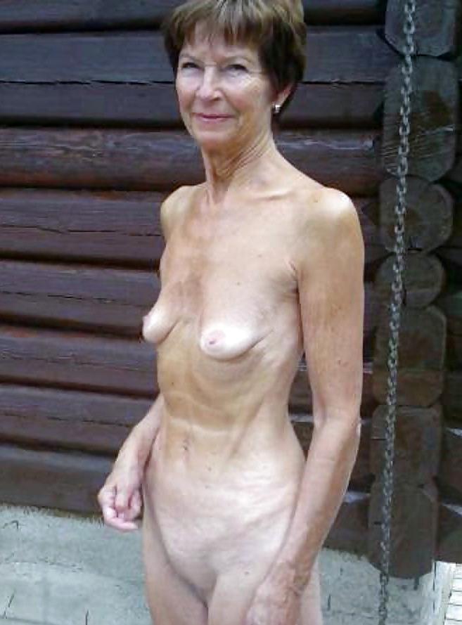 Nude over 60 Nude women
