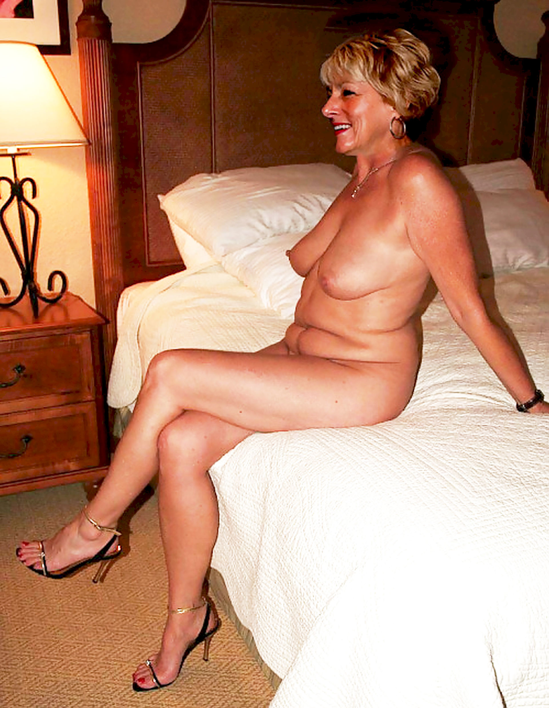 Spread pics mature Women As