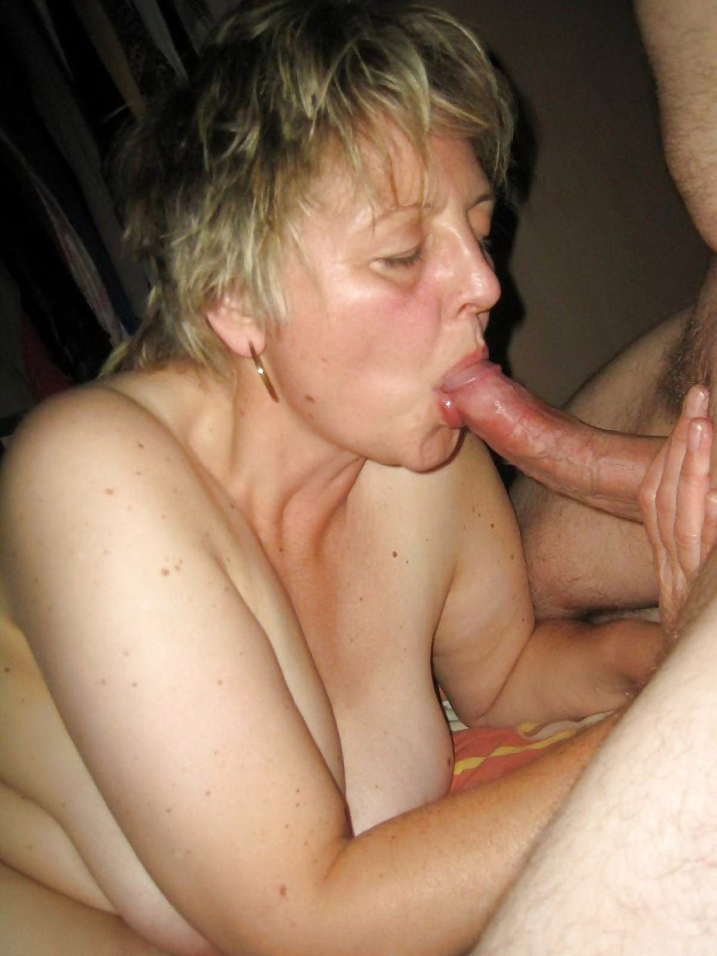 Mature Wife Blowjobs