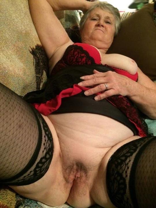 lovely granny fuck