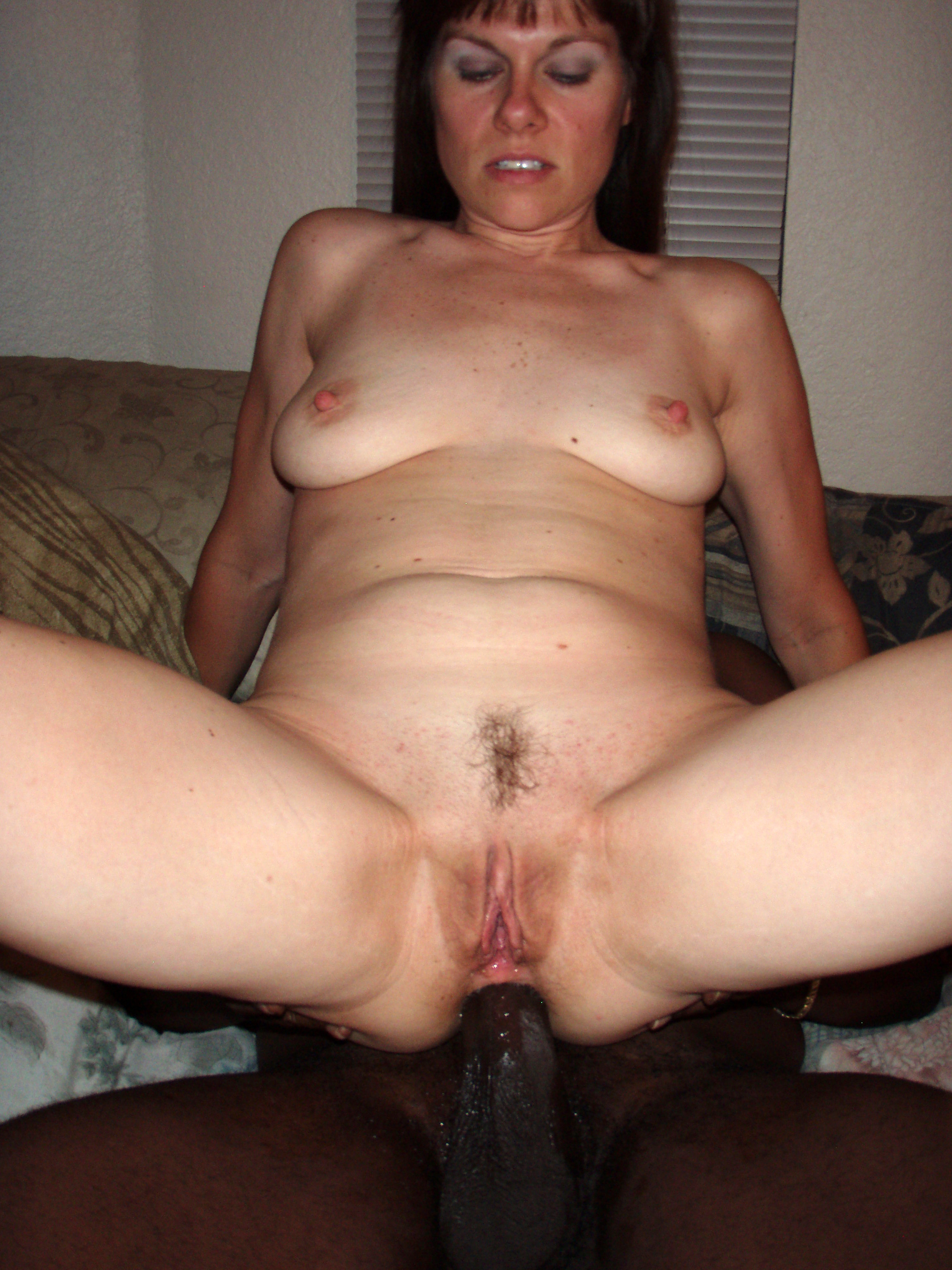 Her first gang banged