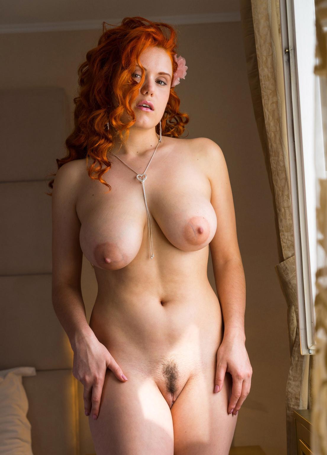 Redheaded Pussy