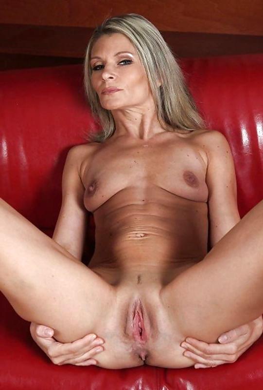 Petite sensual mature nude
