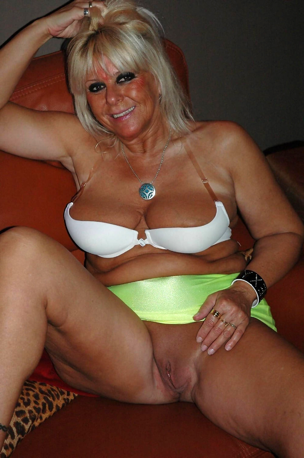 Light Blonde Hairy Pussy
