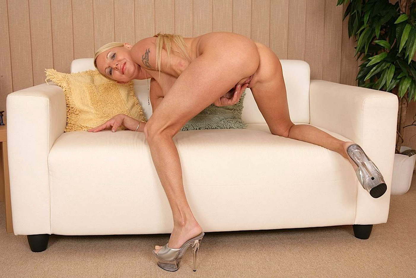 Nude gaunt Caroline Aherne