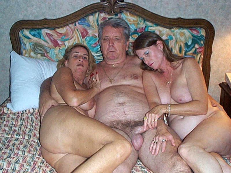 Real Amateur First Threesome