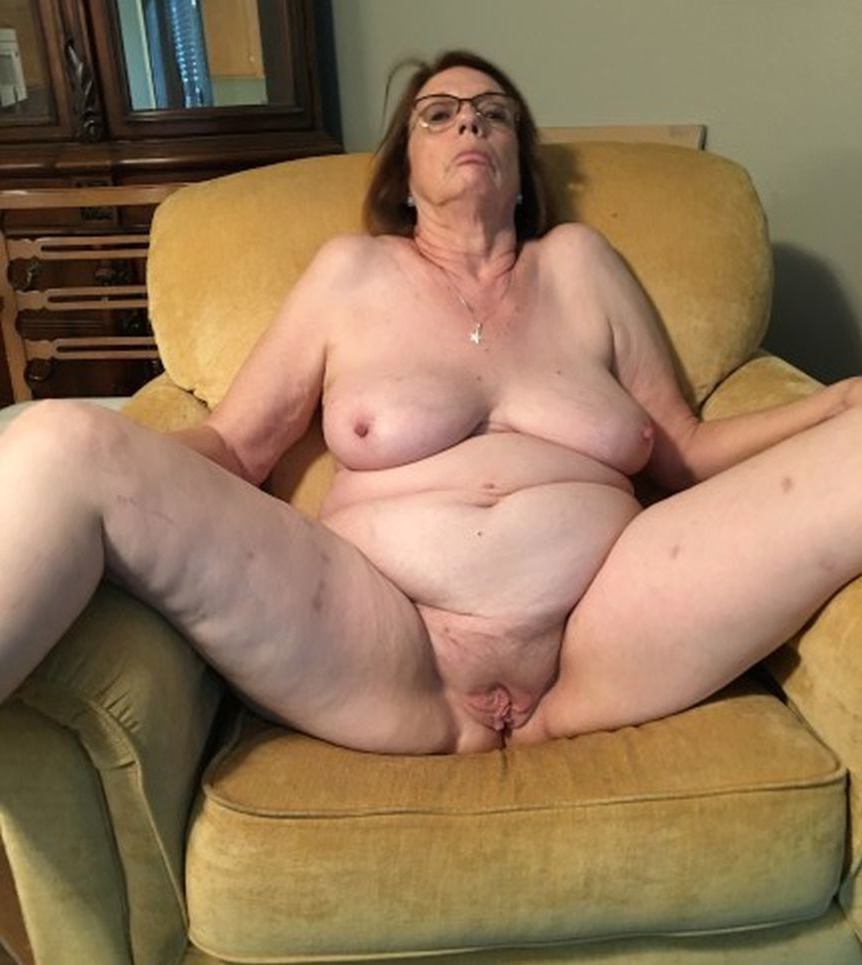 Porn pictures of old ladies