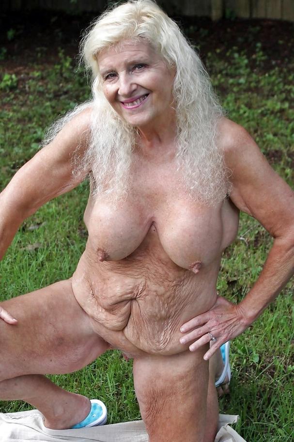 Nude old pics ladies Nude Mature